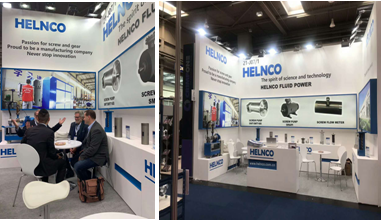 HELNCO paticipated in HANNOVER MESSE 2019
